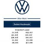 VW SAMOCHODY DOSTAWCZE AFTER WORK 2021