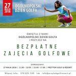 Ogólnopolski Dzień Golfa 27 maja
