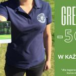 Green Fee – 50 % w każdą środę